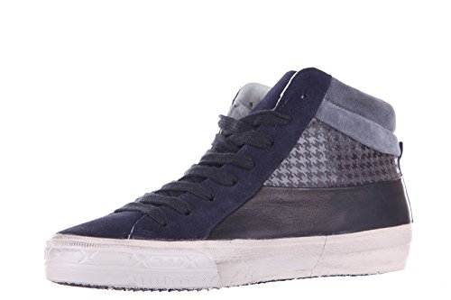 Philippe Model chaussures baskets sneakers hautes homme en cuir middle alta clas