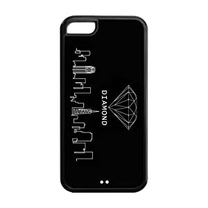 Zheng caseZheng caseTPU Case Cover for iPhone 4/4s Strong Protect Case Cute Diamond Quotes Case Perfect as Christmas gift(5)