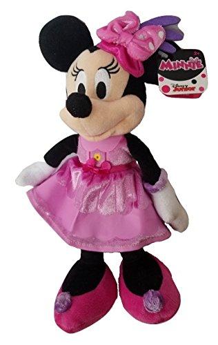 (Tea Party Minnie - Minnie Beanie Plush)