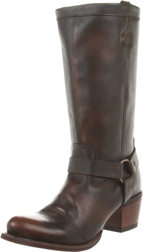 Durango City RD4514 Women's Philly Harness Western Leather Cowboy Boots Bourbon x1KyL6oPnk