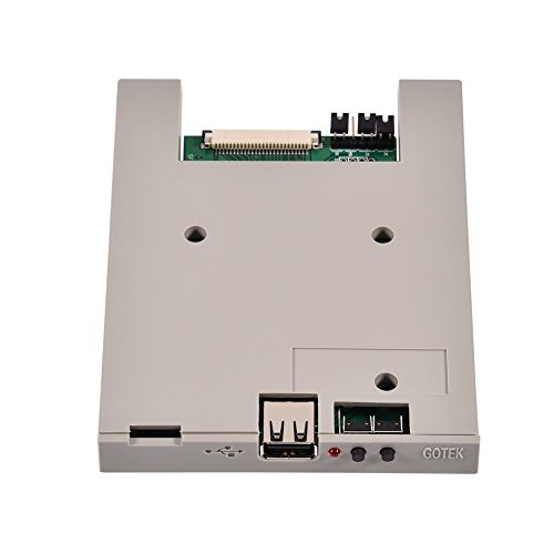 Richer-R Usb Emulator, SFRM72-DU26 720K USB Floppy Drive Emulator with High Security Data Protection, Easy to install and User-friendly for BARUDAN BENS Embroidery Machine by Richer-R (Image #9)'