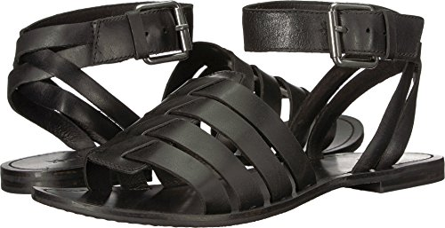 Frye Femmes Riley Hurache 2 Pièces Sneaker Noir