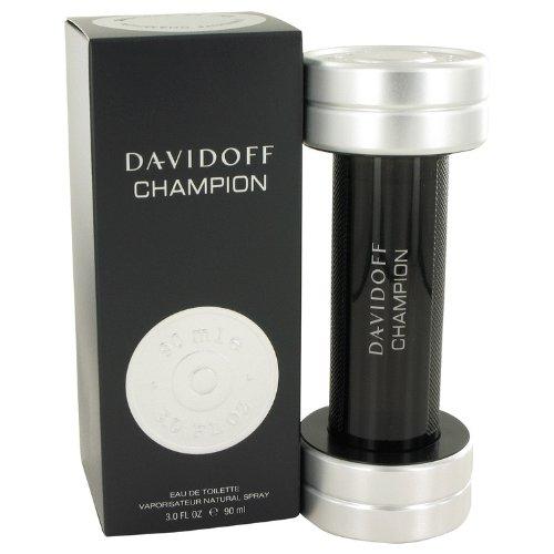 Dävidoff Champion Colognë For Men 3 oz Eau De Toilette Spray + FREE Shower Gel