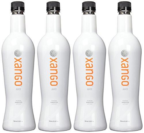 XANGO Mangosteen Juice, 750 ml, 4-Count (1 case) by Mangosteen Xango (Image #1)