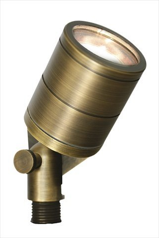 Westgate LD-172-BZ Directional Landscape Light, Solid Brass & Antique Bronze