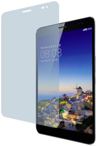 Huawei MediaPad X1 7.0 7D-501L ENTSPIEGELNDE PREMIUM Displayschutzfolie Bildschirmschutzfolie von 4ProTec ( 2 Stück ) KRATZFEST UND PASSGENAU