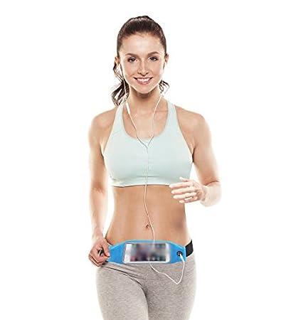 Elezay Outdoor Sport Waist Bag Fanny Pack Running Belt for Hiking Cycling Running