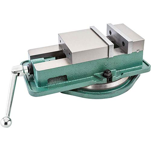 (Grizzly G7155 Premium Milling Vise, 6-Inch)