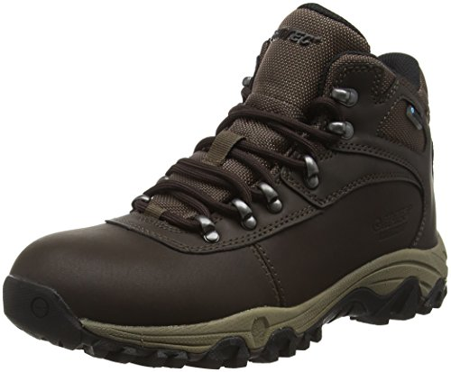 Hi-Tec Damen Cascadia Waterproof Womens Trekking-& Wanderschuhe, Braun (Dark Chocolate 041), 40 EU