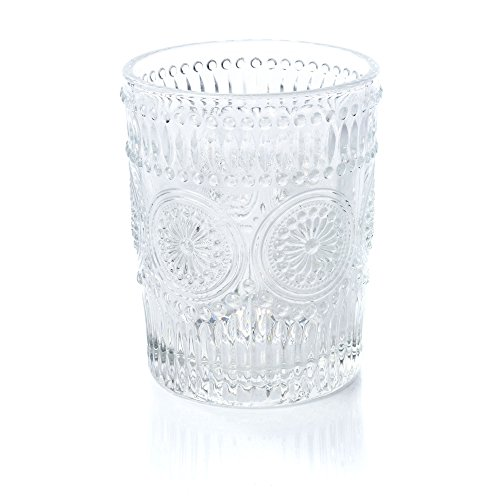 IMPULSE! Tuscan Rocks Glasses Set of 6 ()