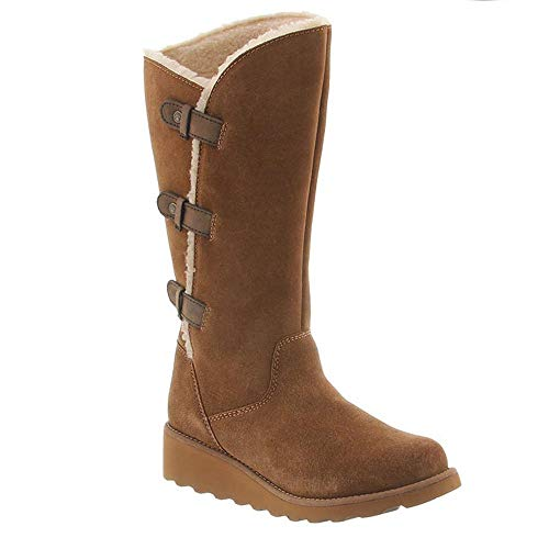 BEARPAW Women's Hayden Boot Hickory II Size 9 B(M) US from BEARPAW