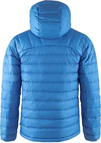 FJALLRAVEN Herren Expedition Pack Down Hoodie M Sweatshirt, blau, 2XL