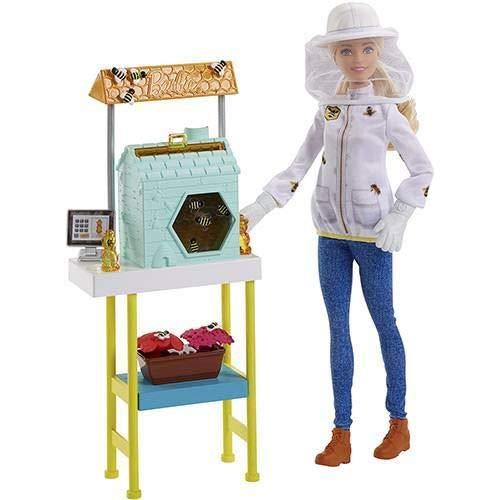 Boneca Barbie Profissões - Apicultora e Playset / DHB63