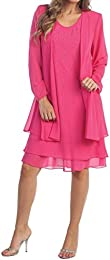 Amazon.com: Pink - Mother of the Bride / Wedding Party: Clothing ...
