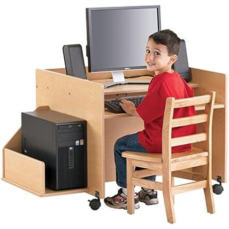 Maplewave Kydz Computer Desk Single
