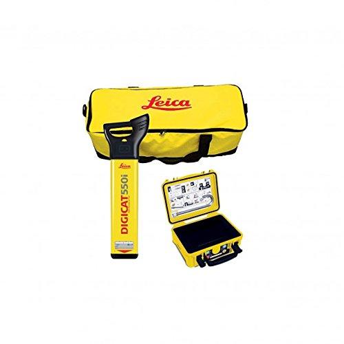 Leica Digicat 550i bundle with carry bag