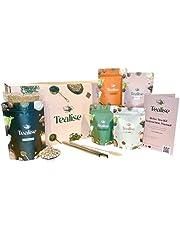 Tealise Classic 4 Milk Tea Boba Tea Kit Bubble Tapioca Set