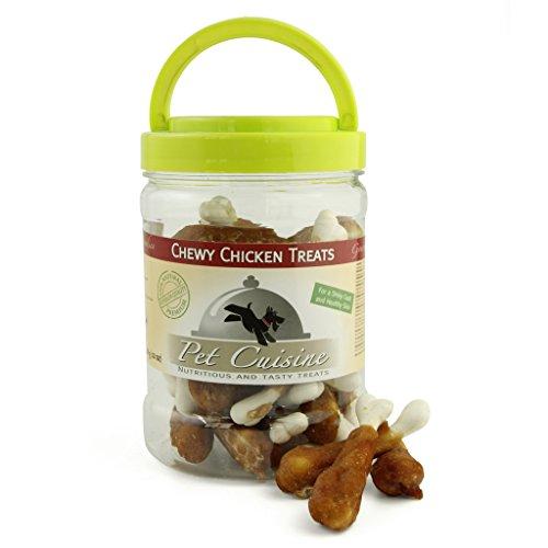 Pet Cuisine Dog Treats Puppy Chews Training Snacks,Chewy Chicken Treats,12 (Training Snacks)