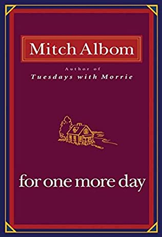 book cover of For One More Day