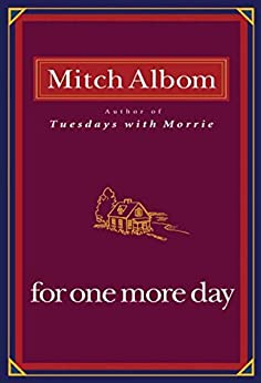 For One More Day by [Albom, Mitch]