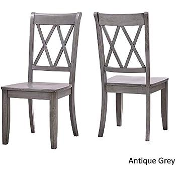 Amazon.com: Inspire Q Eleanor - Juego de 2 sillones de ...