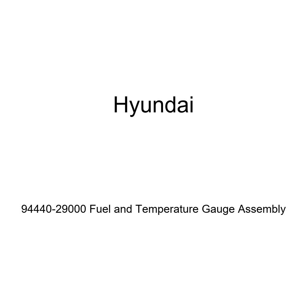 Genuine Hyundai 94440-29000 Fuel and Temperature Gauge Assembly