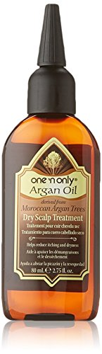 one 'n only Argan Oil Dry Scalp Treatment Derived from Moroccan Argan Trees, 2.75 Ounce Scalp Treatment Oil