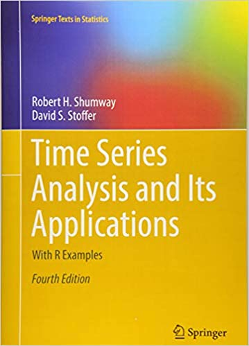 amazon time series analysis and its applications with r examples