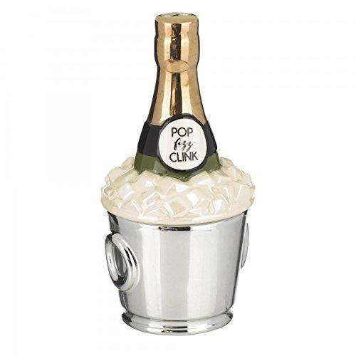 Easter Champagne (Grasslands Road, Champagne Salt & Pepper Shaker Set)