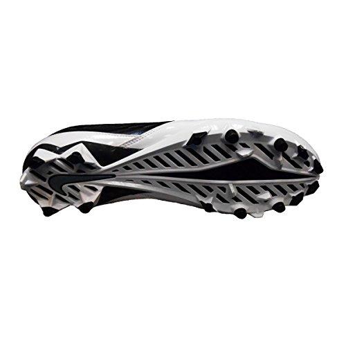 Nike Herren Lunar Vapor Pro Low Metal Baseballschuh Weiß schwarz