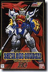 Bandai Hobby #2 SHENLONG GUNDAM 1/100, Bandai Gundam Wing Action Figure by Bandai Hobby