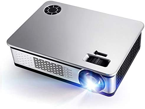 Proyector de Video LCD 1080P, Teatro portátil LED de 3500 lúmenes ...