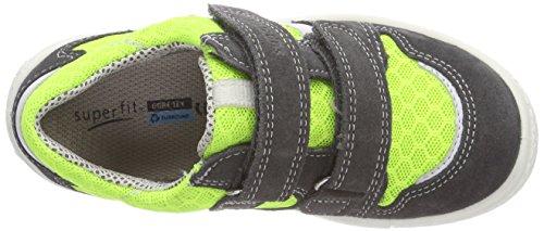Superfit Tensy Surround, Zapatillas Para Niños Grau (Stone Kombi)