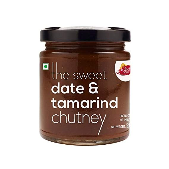 AS CHEFS COOK The Sweet Date & Tamarind Chutney