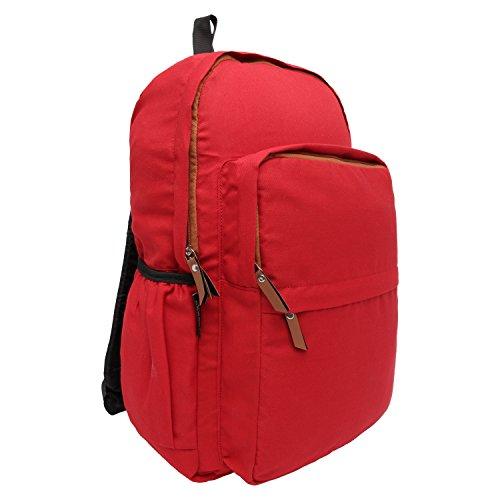 Snoogg - Bolso mochila  para mujer Azul azul