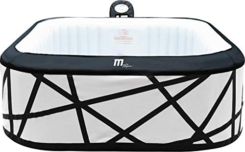 MSPA Premium Soho 132 Jet Relaxation and Hydrotherapy Spa M-029S For Sale