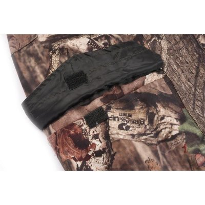 b5466220aef8a Buy Zorbes DaMaiZhang Outdoor Sports Camo Winter Hunting Suit Fishing  Clothing Camouflage Fleece Jacket Warm Straps Trousers Online at Low Prices  in India ...