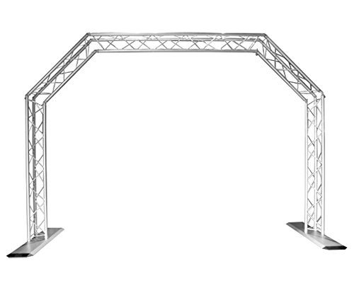 CHAUVET DJ QT-ARCH Truss Arch Kit for DJ/Entertainment Light (Light Truss System)