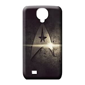 samsung galaxy s4 phone cover case Snap Excellent Fitted New Arrival star trek metal