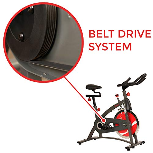 Sunny Health & Fitness Belt Drive Indoor Cycling Bike SF-B1423 by Sunny Health & Fitness (Image #7)