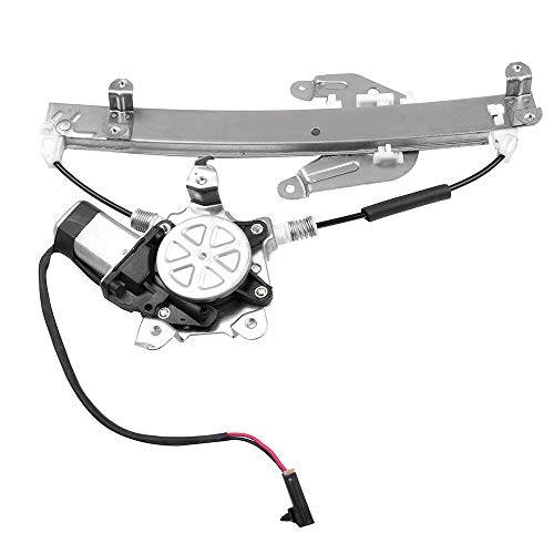 ROADFAR Power Window Regulator and Motor Replacement Parts fit for 1995-1999 Nissan Maxima(to 3/1999) 1996-1999 Infiniti I30 Rear Right Passengers Side 82720-40U10 741-778