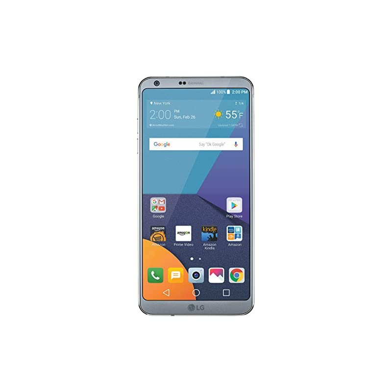 LG G6-32 GB - Unlocked (AT&T/T-Mobile/Ve