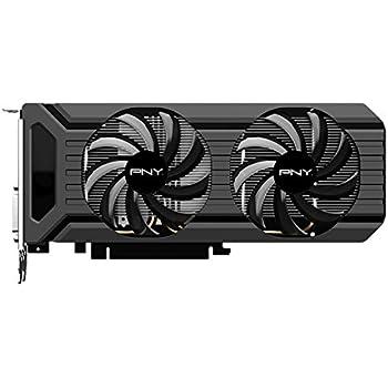 PNY GeForce GTX 1060 6GB Graphics Card (VCGGTX10606PB)