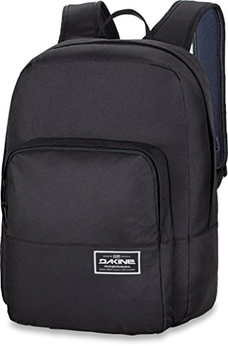 (Dakine Capitol Backpack, 23 L/One Size, Black)