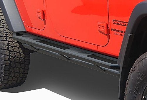 4 door jeep running boards - 3