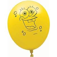 Spongebob 12 Balloons (6 per package)