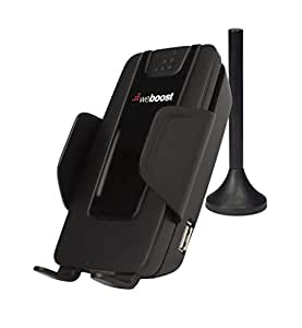 weBoost Drive 4G-S Cell Phone Signal Booster Cradle Mount Holder for Car, Truck and RV Use - Enhance Your Signal up to 32x. For Single Device.
