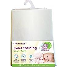 Clevamama Bed Toilet Training Sleep Mat (White)