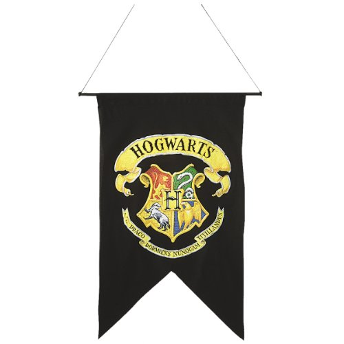 Harry Potter Hogwart's Printed Wall Banner, 20