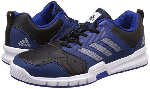 Adidas Essential Star 3M Herren Laufschuhe, Schwarz–